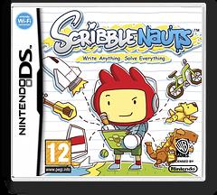 Scribblenauts DS cover (BSLP)