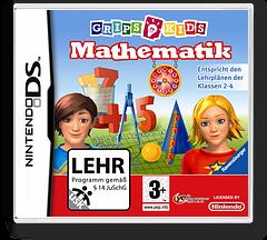 GripsKids - Mathematik DS cover (BSMP)