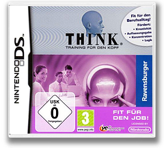 Think - Training für den Kopf - Fit für den Job! DS cover (BTFD)
