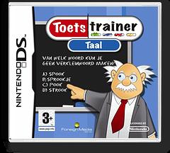 Toetstrainer - Taal DS cover (BTLH)