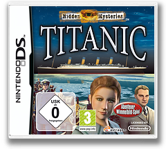Hidden Mysteries - Titanic DS cover (BTZD)