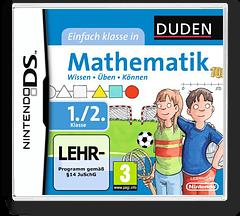 Duden - Einfach Klasse in Mathematik - 1. und 2. Klasse DS cover (BU2D)