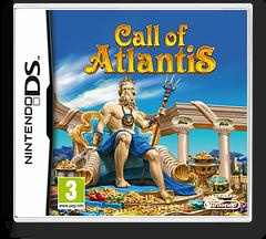 Call of Atlantis DS cover (BUTP)