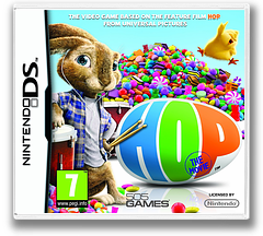 Hop - The Movie DS cover (BV6P)