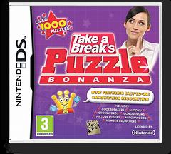 Take a Break's Puzzle Bonanza DS cover (BVAP)