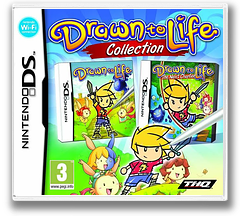 Drawn to Life - Collection DS cover (BVPP)