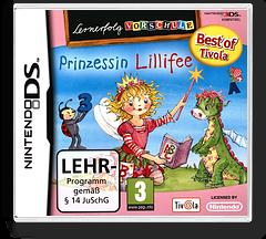 Lernerfolg Vorschule - Prinzessin Lillifee DS cover (BVRD)