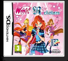 Winx Club - Rockstars DS cover (BW3F)