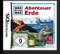 Was Ist Was - Abenteuer Erde DS cover (BWAP)