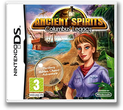 Ancient Spirits - Columbus' Legacy DS cover (BXCP)