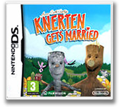 Knerten Gets Married DS cover (BXKP)