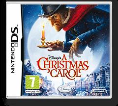 A Christmas Carol DS cover (BXMP)