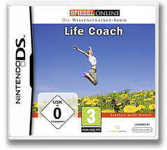 Spiegel Online - Die Wissenstrainer-Serie - Life Coach DS cover (BY4D)