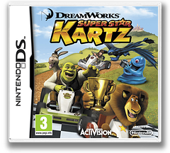 Super Star Kartz DS cover (BZAP)