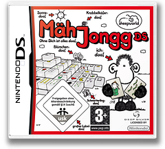Mäh Jongg DS DS cover (C4JD)