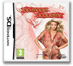 Top Model Academy DS cover (C4YP)