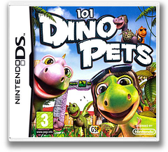 101 Dino Pets DS cover (C5NP)