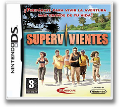 Supervivientes DS cover (C5VS)