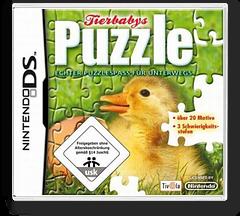 Puzzle - Baby Animals DS cover (C72P)