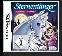 Sternentänzer - Das Geheimnisvolle Pferd DS cover (C77P)