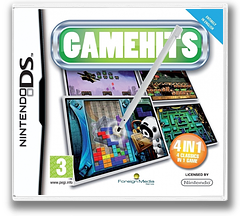 Game Hits DS cover (C7GP)