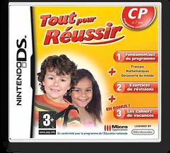 Tout pour Reussir CP DS cover (C7ZF)