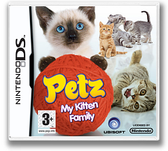 Petz - My Kitten Family DS cover (CATP)