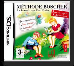 Méthode Boscher - La Journée des Tout Petits DS cover (CB5F)