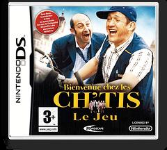 Bienvenue Chez les Ch'tis - Le Jeu DS cover (CBWF)