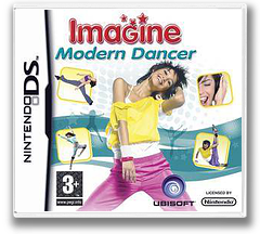 Imagine - Modern Dancer DS cover (CDSP)