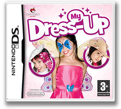 My Dress-Up DS cover (CDUP)