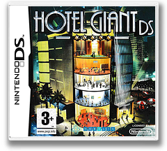 Hotel Giant DS DS cover (CGHP)