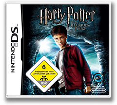 Harry Potter und der Halbblut-Prinz DS cover (CH6D)