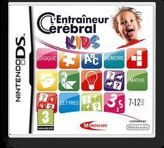 L'Entraineur Cerebral - Kids DS cover (CI9F)