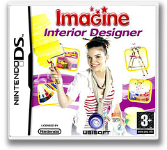 Imagine - Interior Designer DS cover (CIDP)