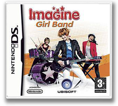 Imagine - Girl Band DS cover (CIRX)