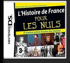 L'Histoire de France pour les Nuls DS cover (CJFF)