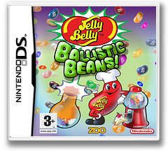 Jelly Belly - Ballistic Beans! DS cover (CJJP)