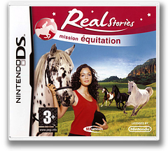 Real Stories - Mission Equitation DS cover (CMQF)