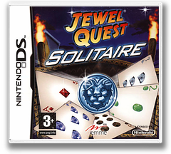 Jewel Quest - Solitaire DS cover (CNAF)