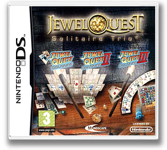 Jewel Quest - Solitaire Trio DS cover (CNAX)