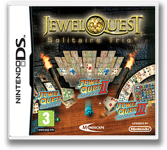 Jewel Quest - Solitaire Trio DS cover (CNAY)