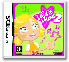 I Did It Mum! 2 - Girl DS cover (CONP)