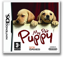My Pet Puppy DS cover (CPHP)