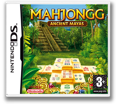Mahjongg - Ancient Mayas DS cover (CQJP)