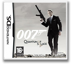 007 - Ein Quantum Trost DS cover (CQSD)
