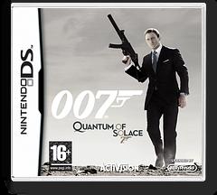 007 - Quantum of Solace DS cover (CQSX)