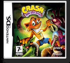 Crash - Mind over Mutant DS cover (CR8P)