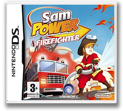 Jake Power - Firefighter DS cover (CRCU)