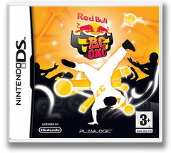 Red Bull BC One DS cover (CRDP)